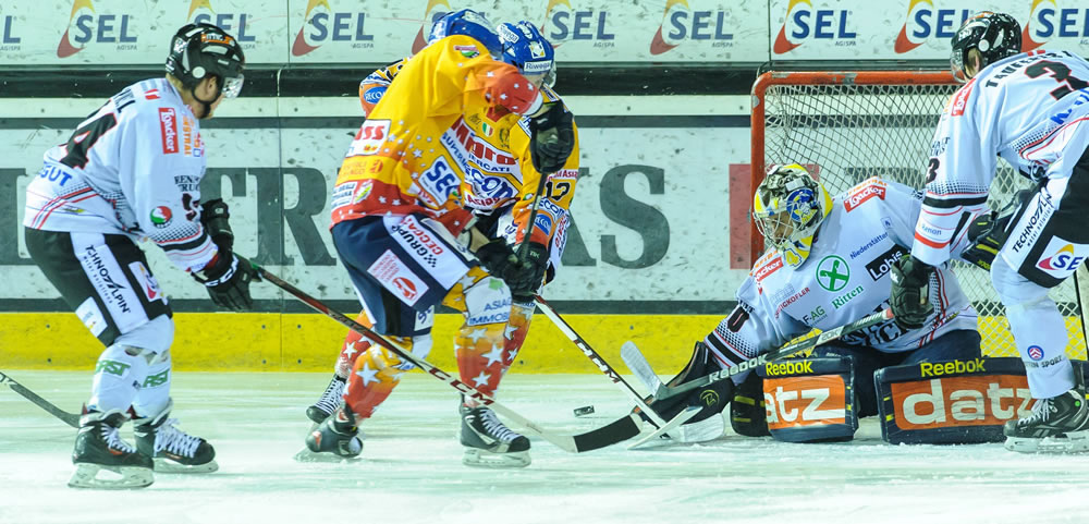 Ritten Sport vs HC Asiago