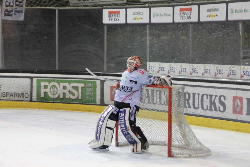 Playoff 1/2 Finale Ritten Sport vs Asiago