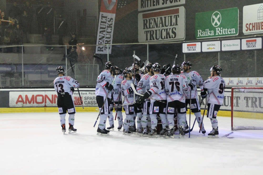 HF Game 5 Ritten Sport vs Asiago